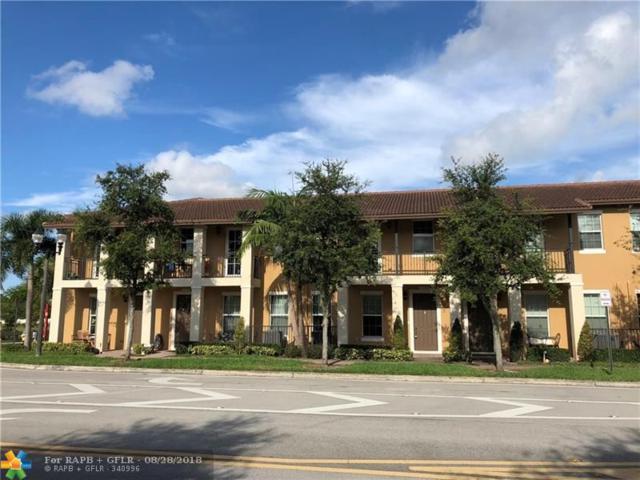 1524 SW 147 Ave #1524, Pembroke Pines, FL 33027 (MLS #F10138454) :: Green Realty Properties