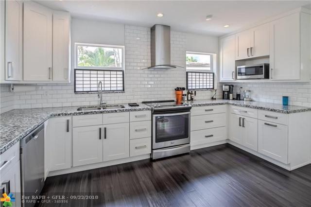 2845 NE 17th Ter, Wilton Manors, FL 33334 (MLS #F10138596) :: Green Realty Properties