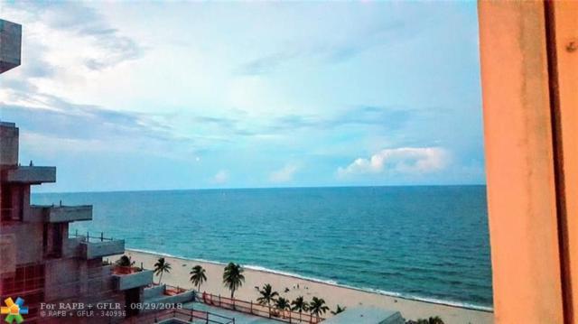 545 S Fort Lauderdale Beach Blvd #704, Fort Lauderdale, FL 33316 (MLS #F10138658) :: Green Realty Properties