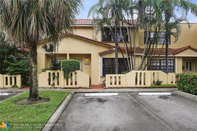 3949 NW 94th Ter #3949, Sunrise, FL 33351 (MLS #F10138761) :: Green Realty Properties