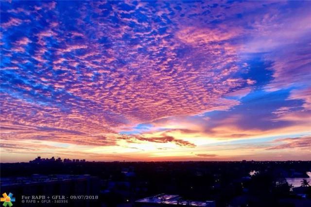 2011 N Ocean Blvd #1404, Fort Lauderdale, FL 33305 (MLS #F10138863) :: Green Realty Properties