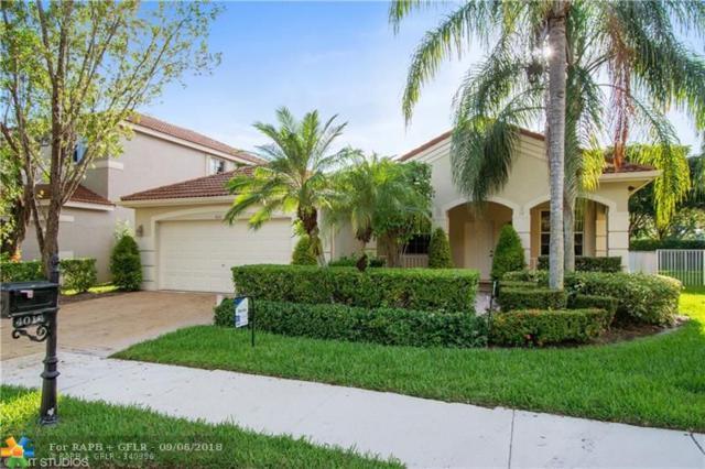 4014 Staghorn Ln, Weston, FL 33331 (MLS #F10138885) :: Green Realty Properties