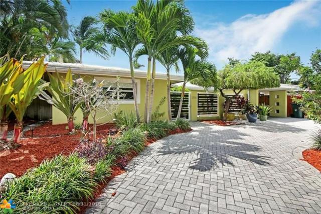2036 NE 30th St, Fort Lauderdale, FL 33306 (MLS #F10138921) :: Green Realty Properties