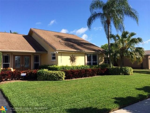 11737 NW 37th St, Sunrise, FL 33323 (MLS #F10138951) :: Green Realty Properties