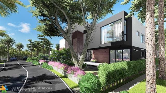 422 Mola Ave, Fort Lauderdale, FL 33301 (MLS #F10139092) :: Green Realty Properties