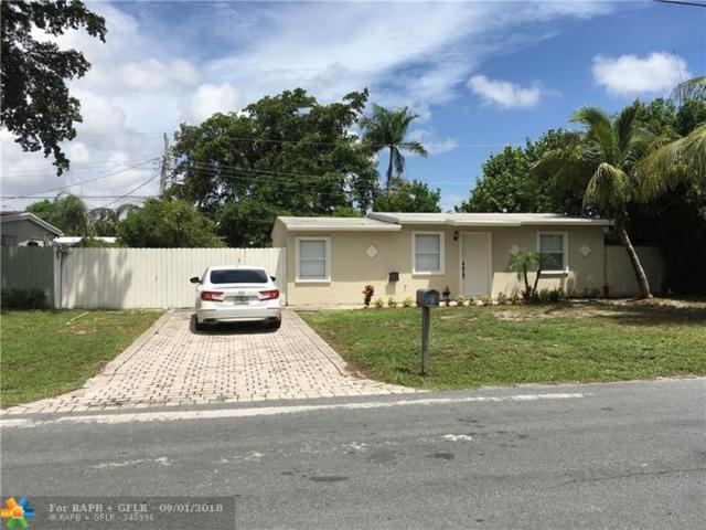 305 NE 8th St, Pompano Beach, FL 33060 (MLS #F10139111) :: Green Realty Properties