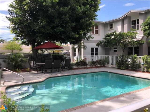 801 SE 16th Ct #13, Fort Lauderdale, FL 33316 (MLS #F10139237) :: Green Realty Properties