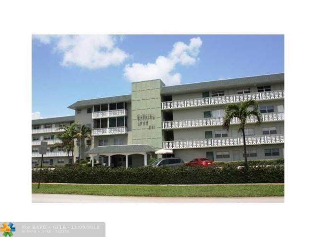 941 Crystal Lake Dr #307, Deerfield Beach, FL 33064 (MLS #F10139272) :: Green Realty Properties