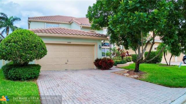 5400 NW 121st Ave, Coral Springs, FL 33076 (MLS #F10139275) :: Green Realty Properties
