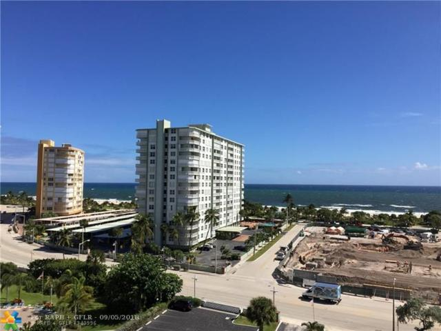 201 N Ocean Blvd #404, Pompano Beach, FL 33062 (MLS #F10139486) :: Green Realty Properties