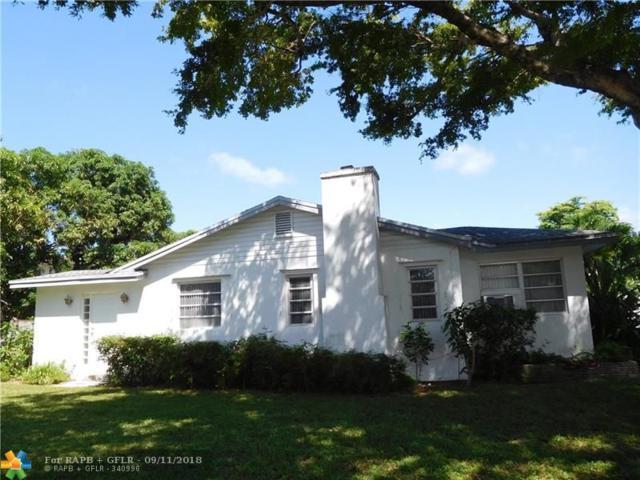 1501 NE 34th St, Oakland Park, FL 33334 (MLS #F10139590) :: Green Realty Properties