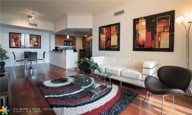 110 N Federal Hwy #1506, Fort Lauderdale, FL 33301 (MLS #F10139716) :: Green Realty Properties