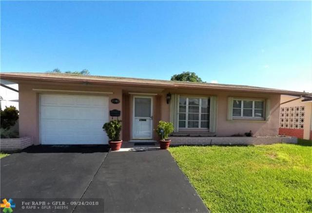 4909 NW 52 Court, Tamarac, FL 33319 (MLS #F10139784) :: Green Realty Properties