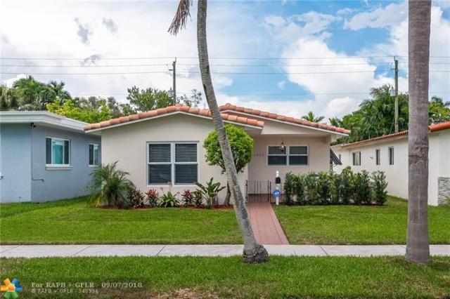 1437 Tyler St, Hollywood, FL 33020 (MLS #F10139888) :: Green Realty Properties