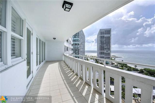 2000 S Ocean Dr #1206, Fort Lauderdale, FL 33316 (MLS #F10139910) :: Green Realty Properties