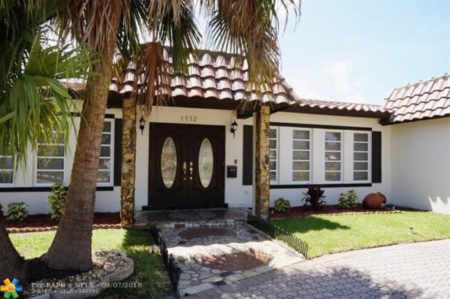1112 N 46th Ave, Hollywood, FL 33021 (MLS #F10139953) :: Green Realty Properties