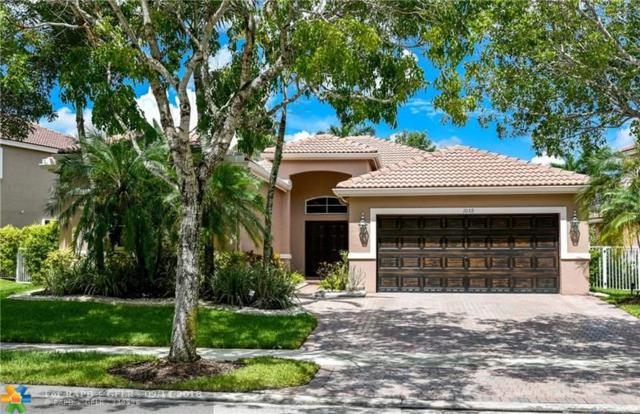 1059 Nandina Dr, Weston, FL 33327 (MLS #F10140017) :: The O'Flaherty Team