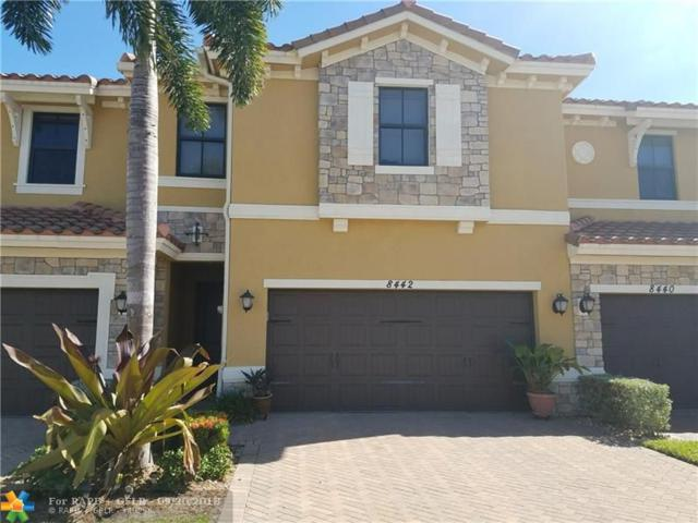 8442 Lakeview Trl, Parkland, FL 33076 (MLS #F10140062) :: Green Realty Properties