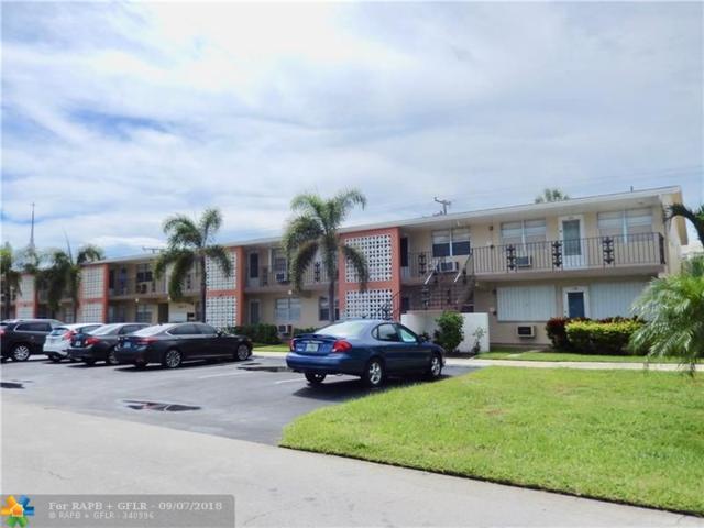 2142 NE 56 CT #109, Fort Lauderdale, FL 33308 (MLS #F10140071) :: Green Realty Properties