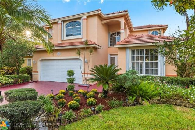 11814 Highland Pl, Coral Springs, FL 33071 (MLS #F10140137) :: Green Realty Properties