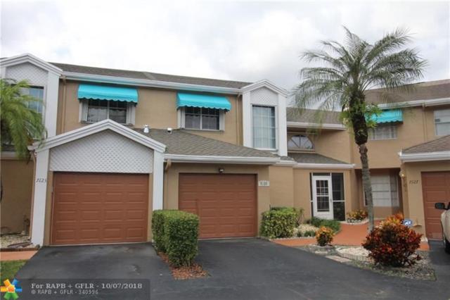 7125 Woodmont Way #7125, Tamarac, FL 33321 (MLS #F10140300) :: Green Realty Properties