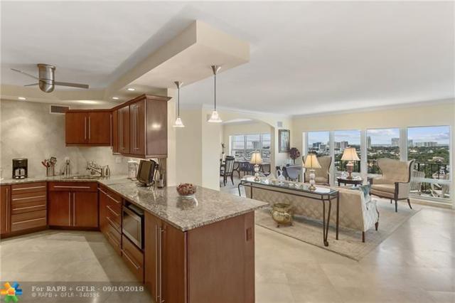 2500 E Las Olas Blvd #1609, Fort Lauderdale, FL 33301 (MLS #F10140303) :: Green Realty Properties