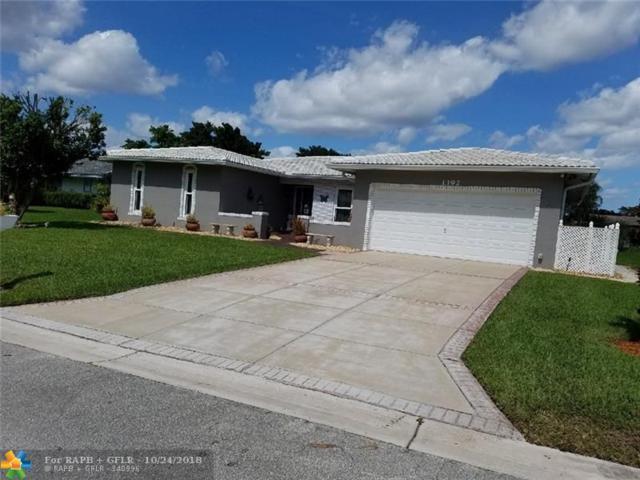 1392 NW 86th Way, Coral Springs, FL 33071 (MLS #F10140337) :: Green Realty Properties