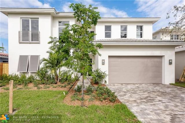 1719 NE 18th St, Fort Lauderdale, FL 33305 (MLS #F10140362) :: Green Realty Properties
