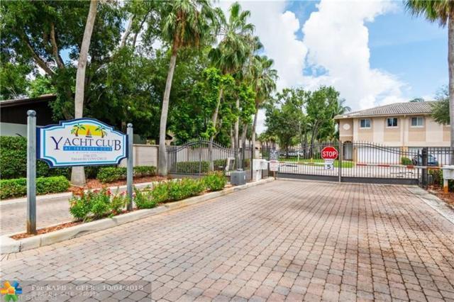 2714 Treasure Cove Circle #2714, Fort Lauderdale, FL 33312 (MLS #F10140473) :: Green Realty Properties