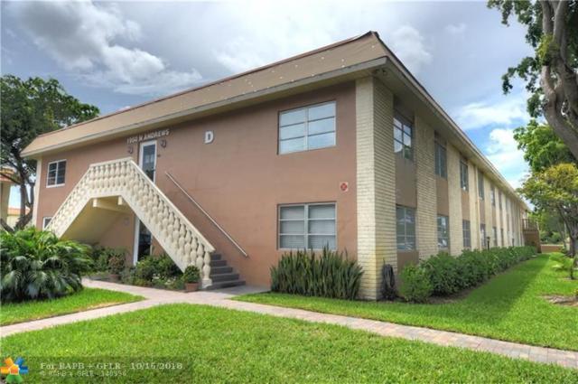 1950 N Andrews Ave D216, Wilton Manors, FL 33311 (MLS #F10140512) :: Green Realty Properties