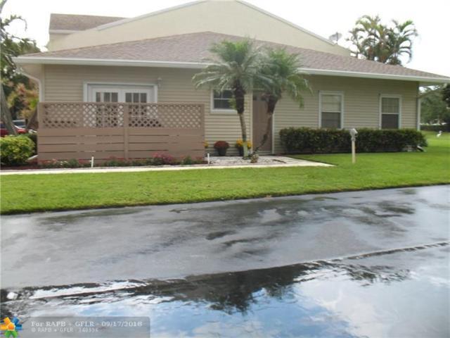 100 E Hemingway Cir #100, Margate, FL 33063 (MLS #F10140547) :: Green Realty Properties