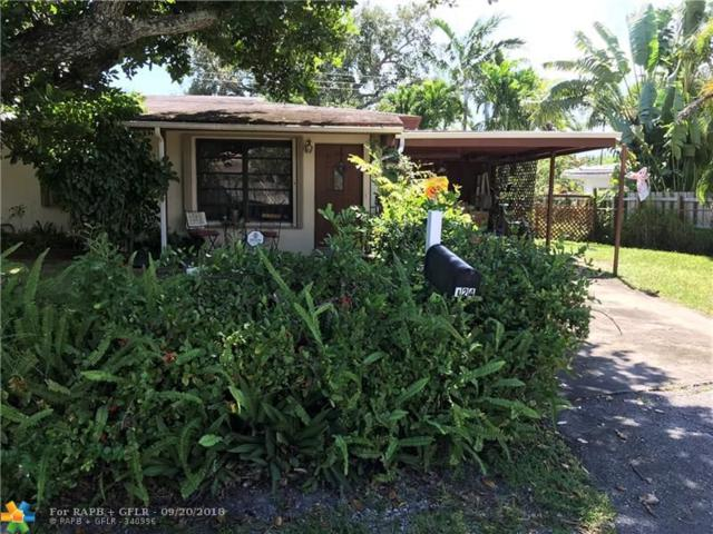 124 NW 22nd St, Wilton Manors, FL 33311 (MLS #F10140619) :: Green Realty Properties