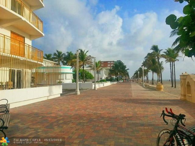 901 S Surf Rd #304, Hollywood, FL 33019 (MLS #F10140722) :: Green Realty Properties