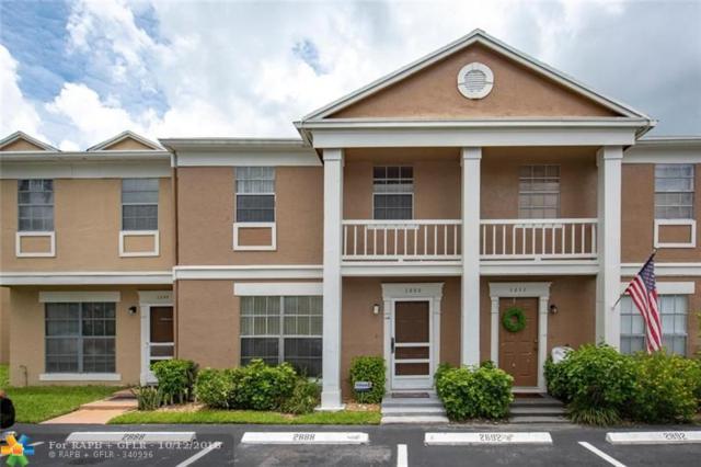 2888 Cambridge Ln #581, Hollywood, FL 33026 (MLS #F10140935) :: Green Realty Properties