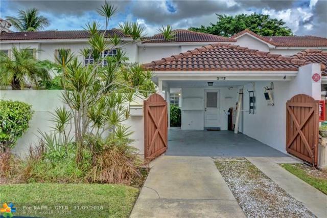 3227 Coral Springs Dr #11, Coral Springs, FL 33065 (MLS #F10141014) :: Green Realty Properties