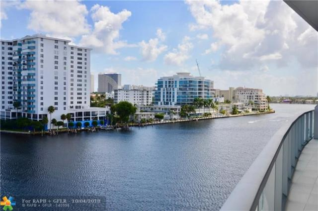 920 Intracoastal Dr. 602 A, Fort Lauderdale, FL 33304 (MLS #F10141039) :: Green Realty Properties