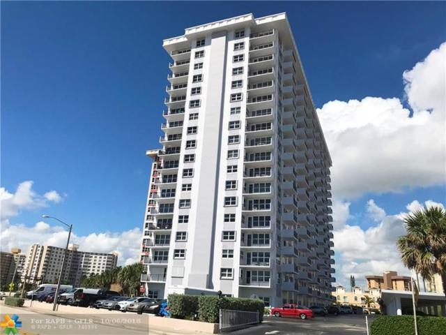 405 N Ocean Blvd #1711, Pompano Beach, FL 33062 (MLS #F10141048) :: Green Realty Properties