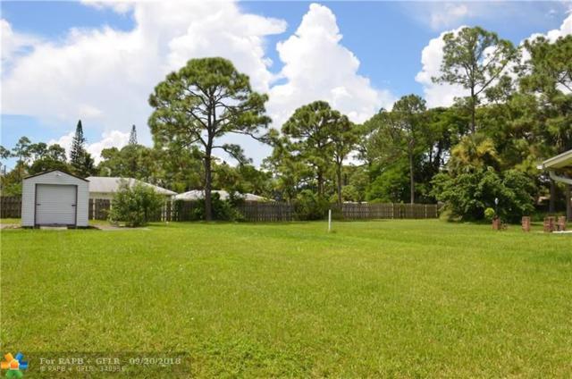 3349 Fargo Ave, Lake Worth, FL 33467 (MLS #F10141185) :: Green Realty Properties