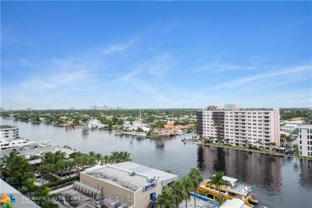 3020 NE 32nd Ave #1002, Fort Lauderdale, FL 33308 (MLS #F10141202) :: Green Realty Properties
