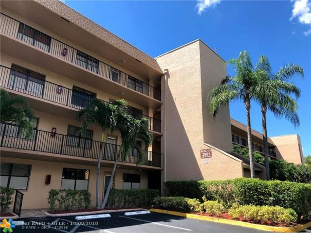 2901 N Nob Hill Rd #305, Sunrise, FL 33322 (MLS #F10141261) :: Green Realty Properties