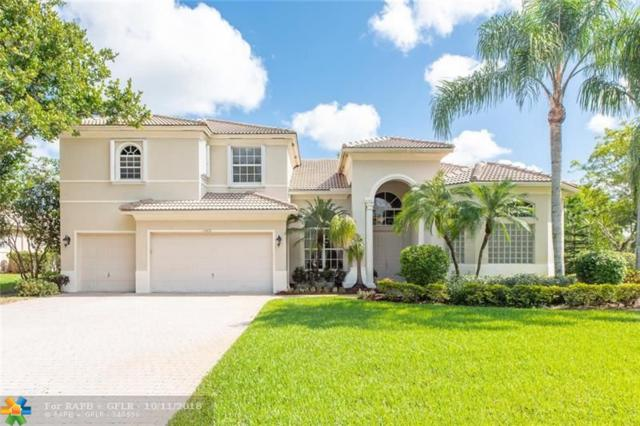 11963 NW 9th St, Coral Springs, FL 33071 (MLS #F10141453) :: Green Realty Properties