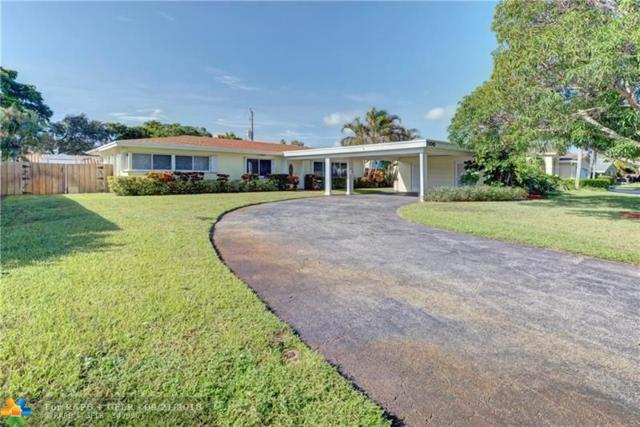 2100 NE 27th Ct, Lighthouse Point, FL 33064 (MLS #F10141500) :: Green Realty Properties