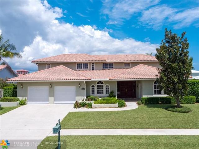 401 SW 15th Dr, Boca Raton, FL 33432 (MLS #F10141502) :: Green Realty Properties