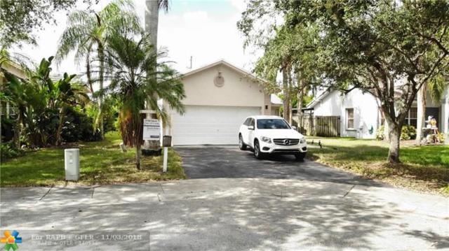 12645 SW 7th Pl, Davie, FL 33325 (MLS #F10141627) :: Green Realty Properties