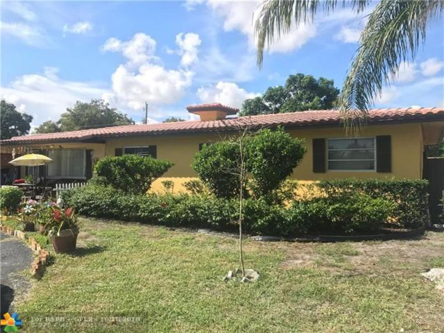 625 NW 25th St, Wilton Manors, FL 33311 (MLS #F10141647) :: Green Realty Properties