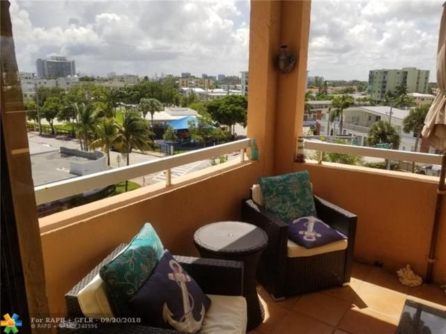 8101 Byron Ave #501, Miami Beach, FL 33141 (MLS #F10141659) :: Green Realty Properties