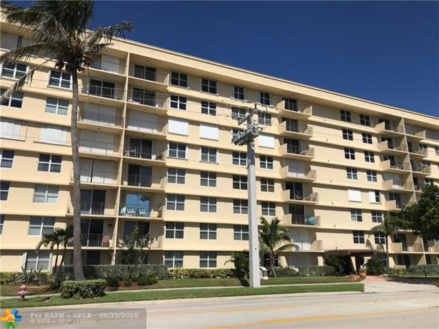 1009 N Ocean Blvd #213, Pompano Beach, FL 33062 (MLS #F10141751) :: Green Realty Properties