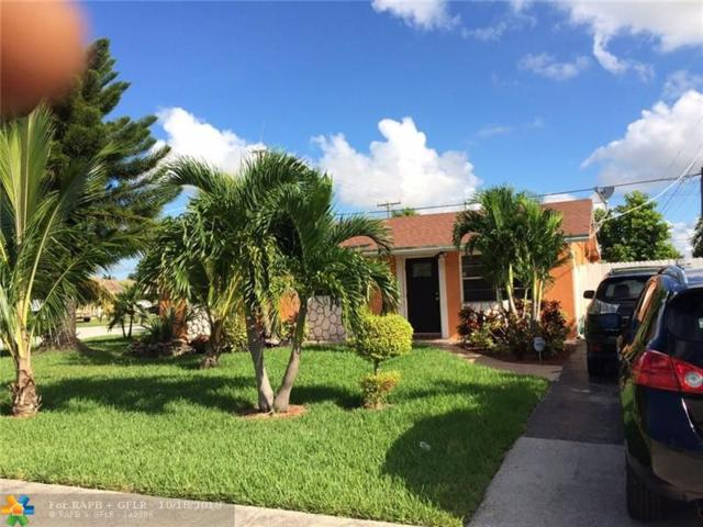 4471 NW 61st St, North Lauderdale, FL 33319 (MLS #F10141774) :: Green Realty Properties