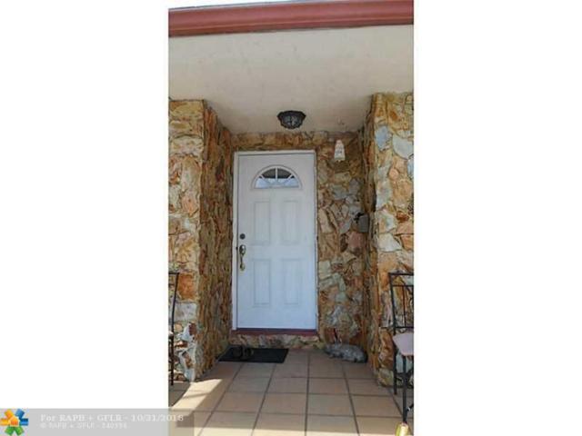 7707 Sheridan St, Hollywood, FL 33024 (MLS #F10141794) :: Green Realty Properties