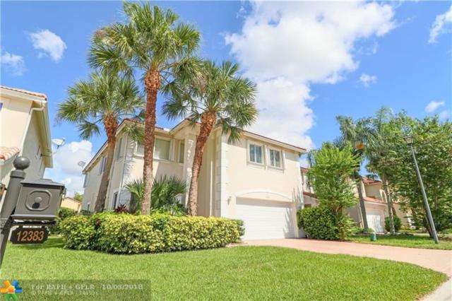12383 NW 56th Ct, Coral Springs, FL 33076 (MLS #F10141837) :: Green Realty Properties